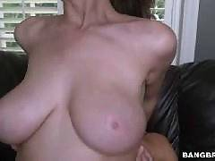 Molly's Bouncing Jolly TITS. Molly Jane
