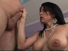 Alia Janine's Tits are Big On Fun!